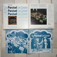 Chris Hinze Parcival Live Concert 2-LP-Box Booklet KYT 2-101 + Flute And Mantras