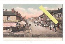 Market Street Eastleigh F G O Stuart Nr Portsmouth Hampshire unused old postcard