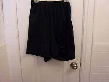 Nwt Men's Nike Jersey Knit Basketball Shorts, Navy Blue, Size M