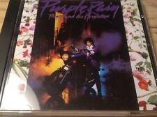 ☆ Prince  AND THE REVOLUTION ☆ PURPLE RAIN CD Album