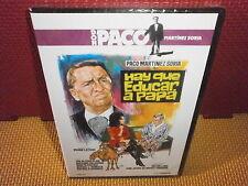 HAY QUE EDUCAR A PAPA - PACO MARTINEZ SORIA -  dvd