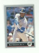fdb32372ee Ken Griffey Jr. 1992 Leaf #392 Baseball Card