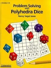 Problem Solving with Polyhedra Dice-ExLibrary
