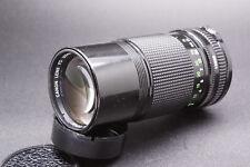 Canon FD 200 mm 1:4 festbrennweite Objectivement Prime Lens Digital adaptable