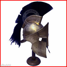 300 Movie Helmet Spartan King Leonidas Helmet ~ Best For Larp Sca Role Play Prop