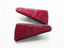 Stanley Rückstrahler Set Reflektor / Reflector Set Rear  Honda CBX 650 E