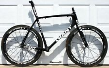 Giant TCR Advanced SL Team ISP Carbon Compact Road Bike Frameset XL 60cm EXTRAS
