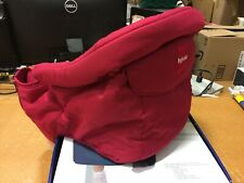 Inglesina Baby Toddler Fast Hook-On Table Red Feeding Chair Seat