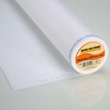 Meterware VLIESELINE Stickvlies 314 Stitch-nTear weiß 90cm breit Freudenberg