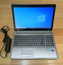 """New listing 🔥 Hp ProBook Laptop 4540s 15.4"""" i5 256Gb Ssd 8Gb Windows 10 Pro Dvd Burner 🔥"""