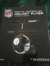 Remote Controlled Helmet Flyer NFL Pittsburg Steelers Drone