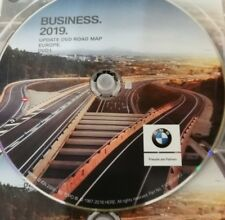 BMW MAP EUROP BUSINESS 2019 AGGIORN MAPPE NAVIGATORE BMW 1 dvd ultimissimo