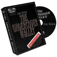 The Undercover Wallet (DVD and Gimmick) by Andy Nicholls and Titanas - Magic
