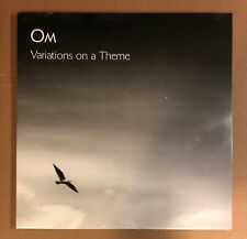 LP:  OM - Variations On A Theme   SEALED NEW Sleep + download