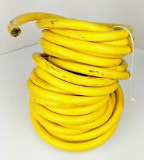 64' ROLL! Duct-O-Wire RPC-2416 - Yellow Power Cable 600V - 24 Conductor 16AWG