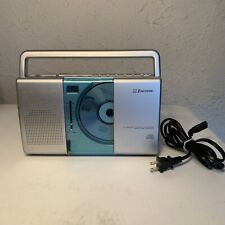 Emerson Compact Disc Player & AM/FM radio Boom box PD5098 Works Great
