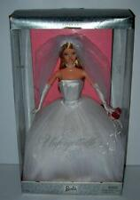 "David's Bridal Unforgettable Barbie 2004 BLOND ""BRAND NEW"" G2889"