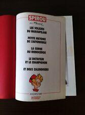 FRANQUIN : INTEGRALE 3 SPIROU / ROMBALDI.
