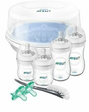 Philips Avent Natural Baby Bottle Essentials Gift Set,...