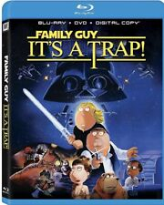 Family Guy : It's A Trap BluRay (import) - Free Shipping In Canada