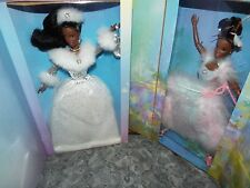 BARBIE LOT OF 2 (WINTER REFLECTION AND BALLET MASQUERADE BARBIES)