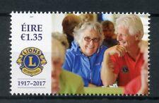 Ireland 2017 MNH Lions Club International 100th Anniversary 1v Set Stamps