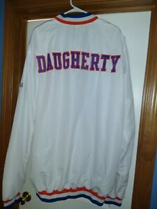 Brad Daugherty authentic 1991Cleveland Cavaliers Team Issued  game worn jacket