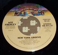 "KISS - SINGLE - 7"" - NEW YORK GROOVE  - PROMO - SANTA MARIA - USA - VINYL"