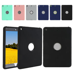 """Shockproof Case Kids Hybrid Hard Cover For iPad 4 Mini 3 / Air 3 /2018 9.7"""""""