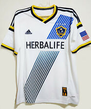 LA Galaxy Home 2015 Men Soccer Jersey #20