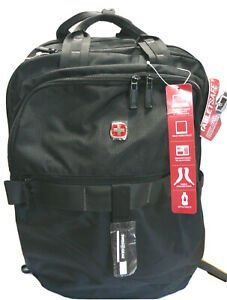 SWISSGEAR Laptop Tablet BACKPACK - 3670 Checkpoint Friendly USB ScanSmart NWT