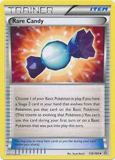 4x Pokemon Primal Clash Rare Candy 135/160 Playset of 4