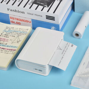 Portable Printer Mini Bluetooth Wireless Mobile Thermal Label for Android iOS PC