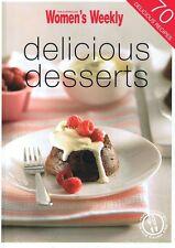 Delicious Desserts - An Australian Women's Weekly Mini-Cookbook FREE POST