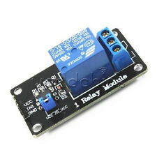 10PCS One 1 Channel Isolated 5V Relay Module Coupling For Arduino optocoupler