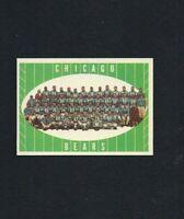 NMT 1961 Topps #18 Chicago Bears Team.