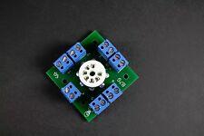 7-pin Ceramic Breakout tube socket for Experiments & Prototypes