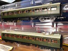 R4297E Hornby OO Gauge SR Maunsell Corridor 3rd Class Coach (2 pack)