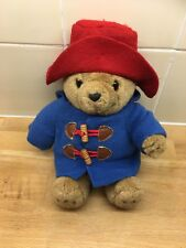Paddington Bear Eden Toys Plush Toy Teddy 30cm A13