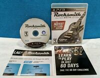 Rocksmith -- 2014 Edition (Sony PlayStation 3, 2013) Tested & Working