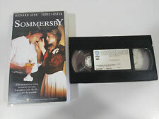 SOMMERSBY VHS TAPE CINTA COLECCIONISTA RICHARD GERE JODIE FOSTER