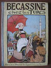 BECASSINE CHEZ LES TURCS  (1921)