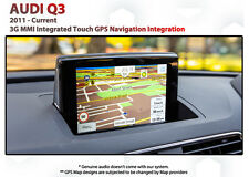 AUDI Q3 3G MMI Touch GPS OEM Grade Nav Upgrade with Latest GPS Map