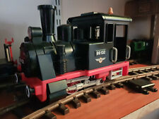VINTAGE PLAYMOBIL TRAIN - TANK LOCO WITH RARE NUMBER - 99 132 - G SCALE