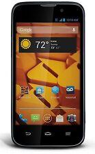 ZTE Warp N9510 4G Black Smartphone - Boost Mobile  (PL1-7166-N9510-UG)