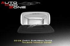 00-06 Chevy Suburban Tahoe Chrome Tailgate Handle Cover Liftgate Rear Door
