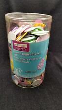 Creatology Easter Foam Glitter Stickers Egg Crafts Scrapbook Die Cuts 3D