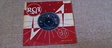 "VIC MIZZY THE ADDAMS FAMILY MAIN THEME 1st RCA Victor UK Demo 45 7"" SINGLE 1964"