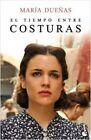 El tiempo entre costuras serie española 5 discos con Adriana Ugarte