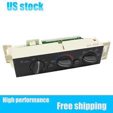 Fits Chevy GMC C2500 9378815 w/o Rear Window Defogger AC Heater Control Panel